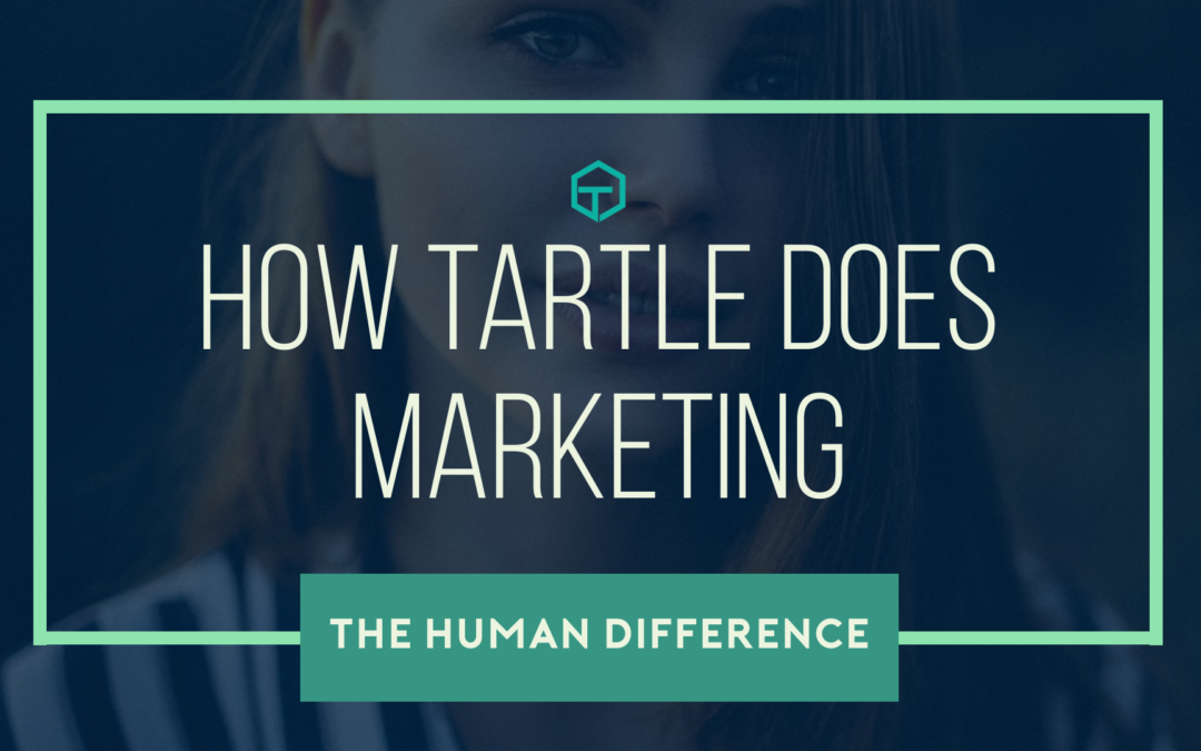 How TARTLE does marketing
